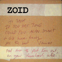 Zoid Could You Alan Smart - artwork